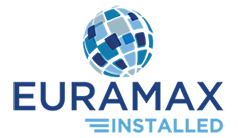 euramax installed logo